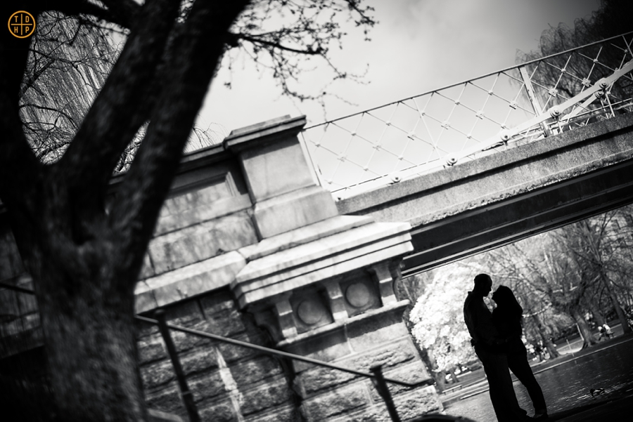 Boston Common Engagement pictures
