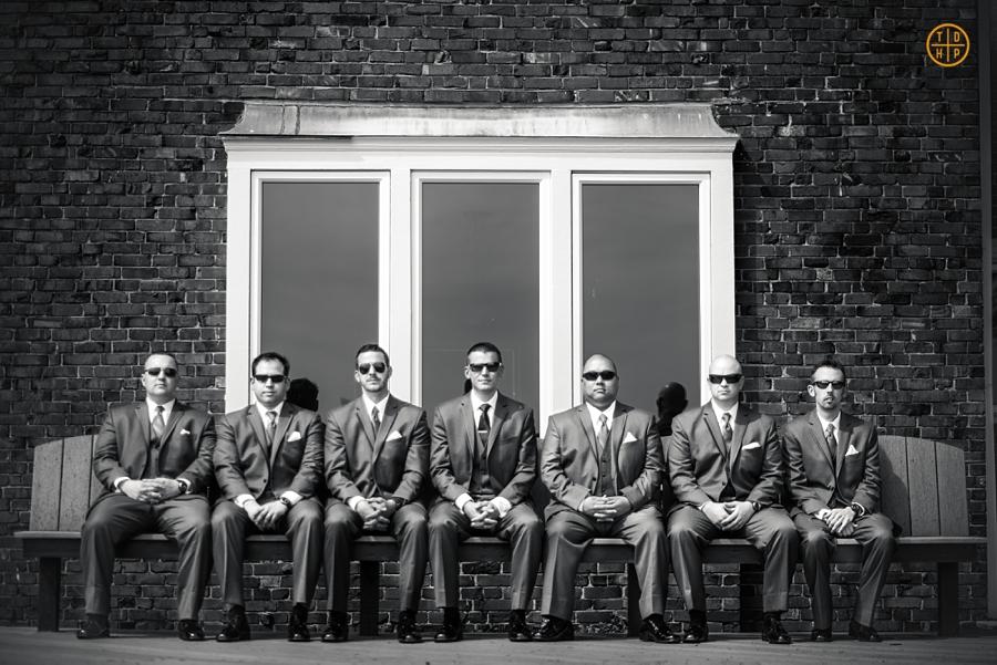 Groomsmen in Auburn NY