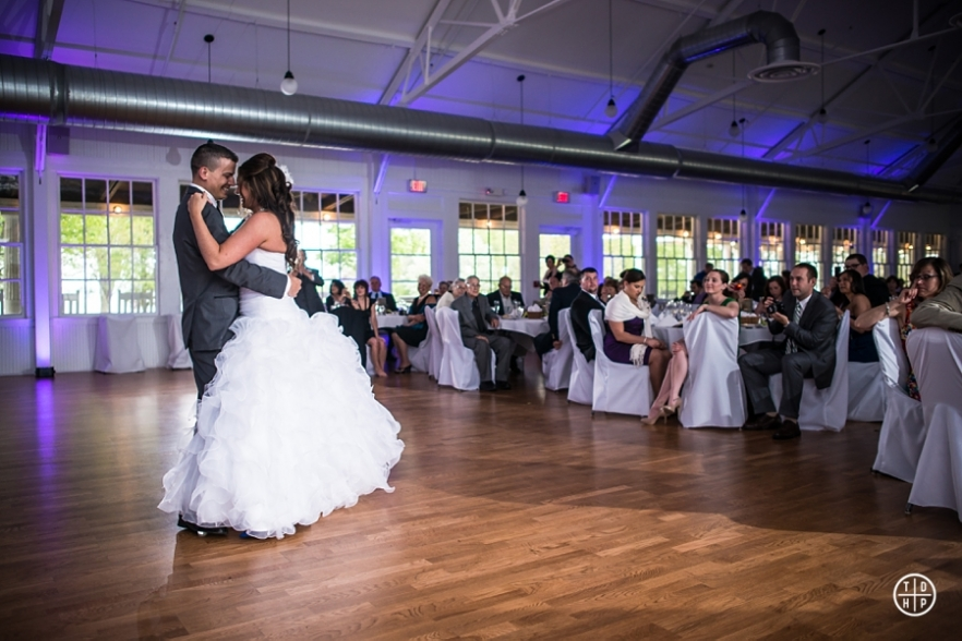 An Emerson Park first dance