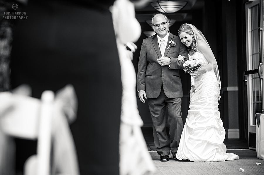Watkins Glen Harbor Hotel wedding