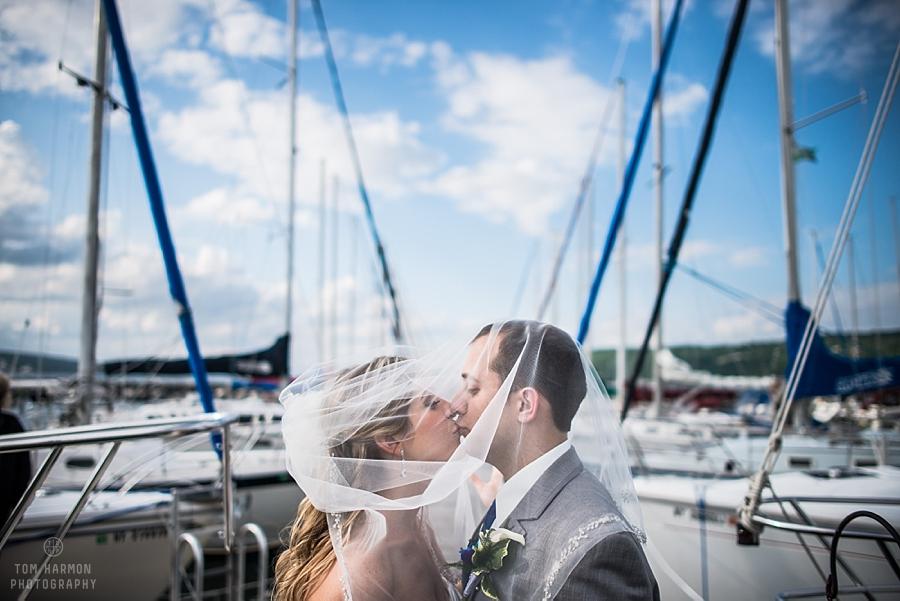 Watkins Glen Harbor Hotel wedding pictures