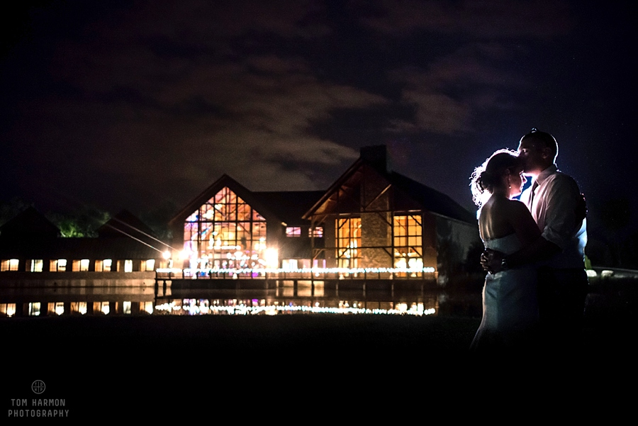 Wedding pictures at the Lodge at Welch Allyn