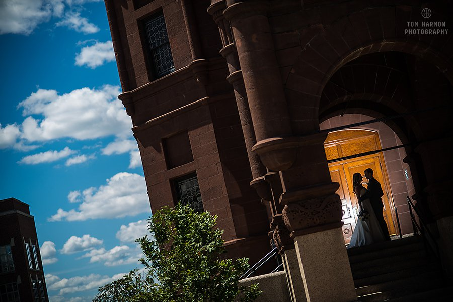 Syracuse university wedding