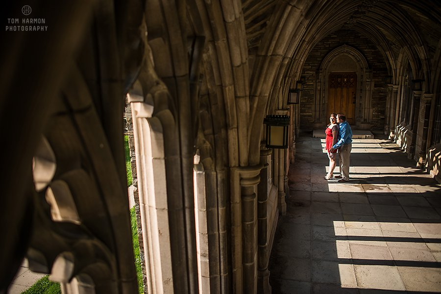engagement at cornell university pictures
