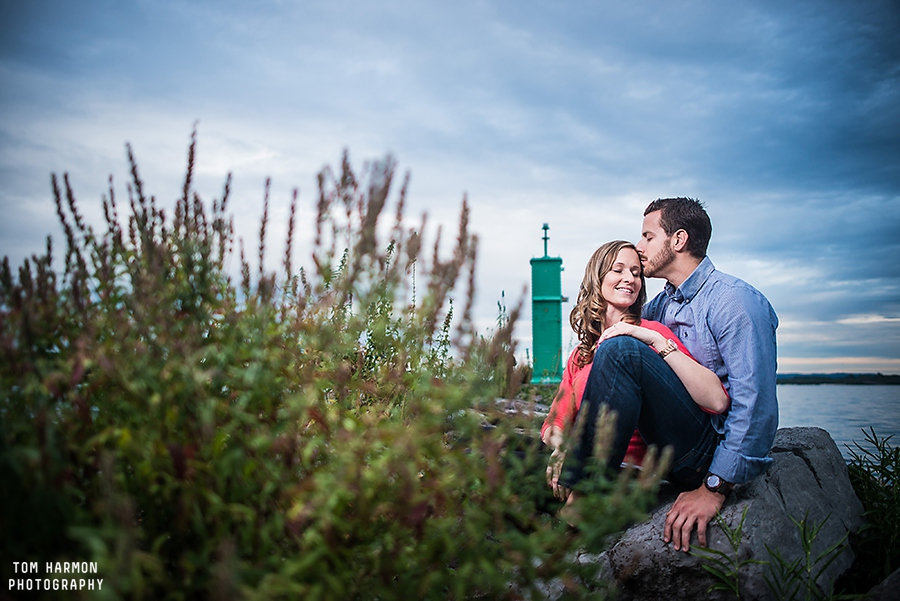 onondaga lake engagement photos
