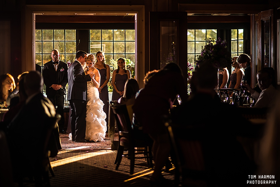 The Sherwood Inn Wedding