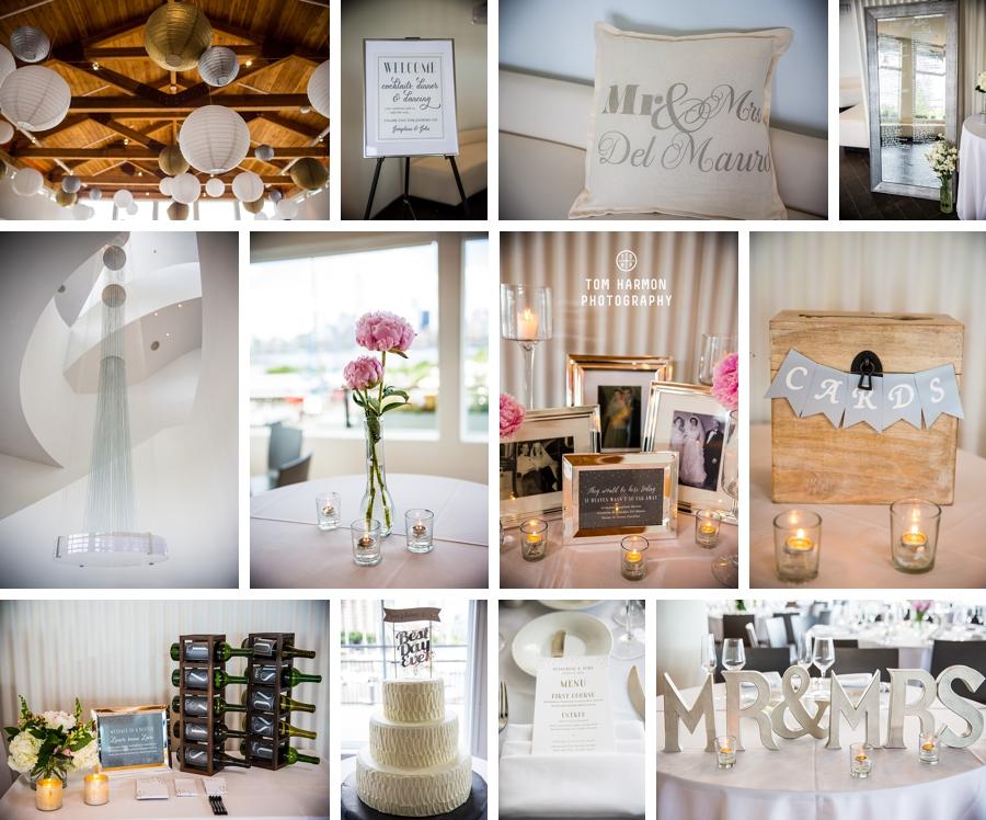 wedding details maritime parc