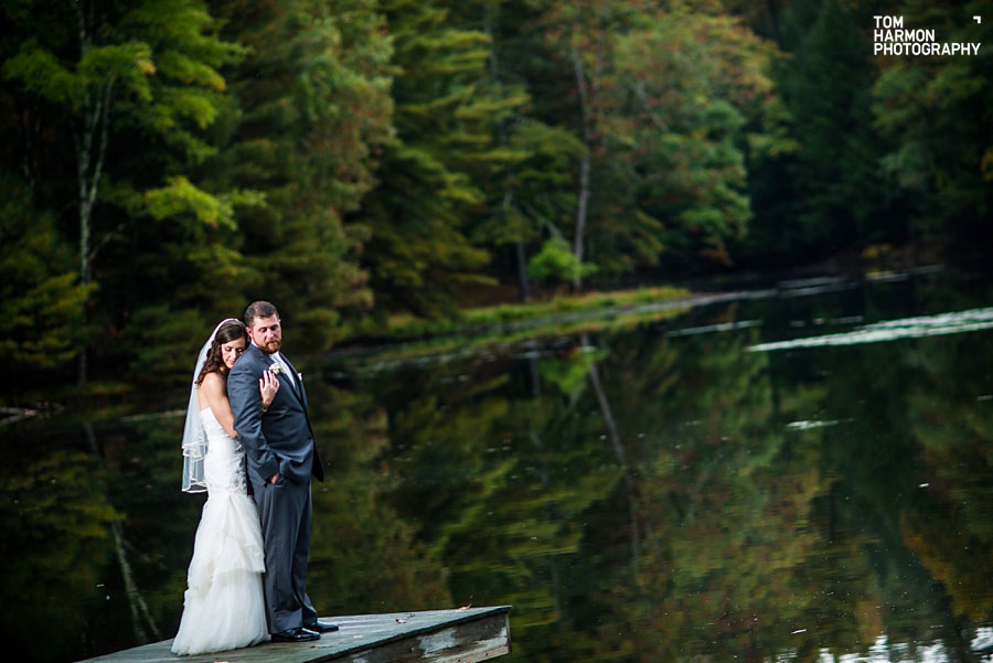 twin lakes resort wedding reception