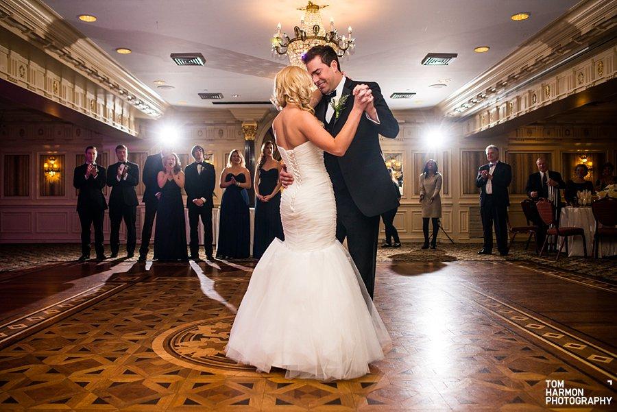 brownstone first dance wedding