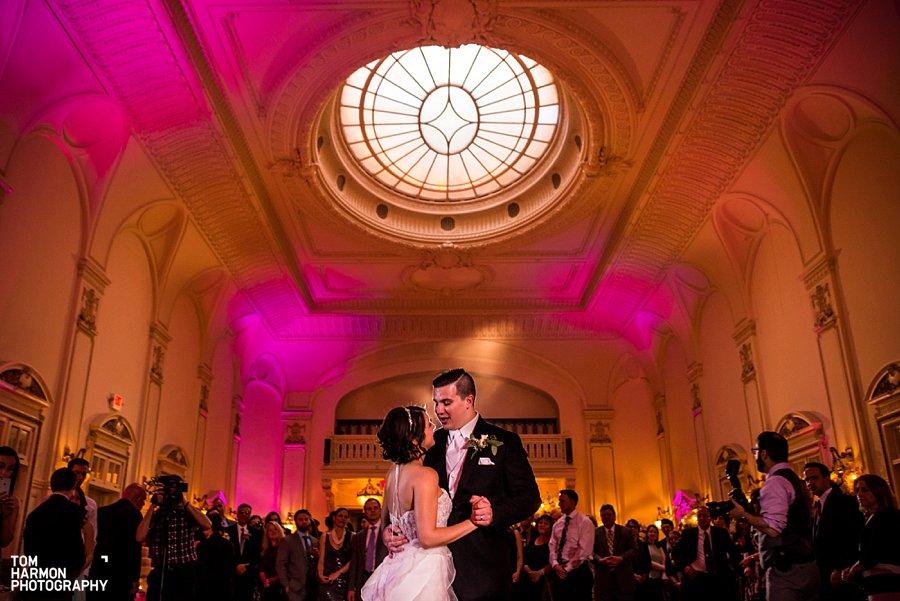 wedding at bourne mansion