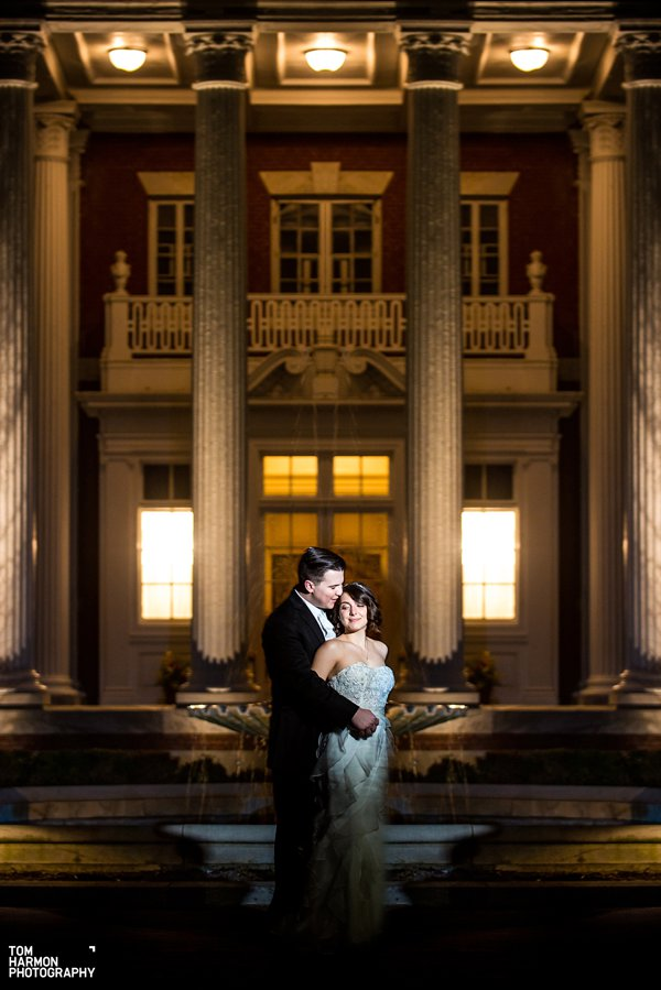 Turnblad mansion wedding