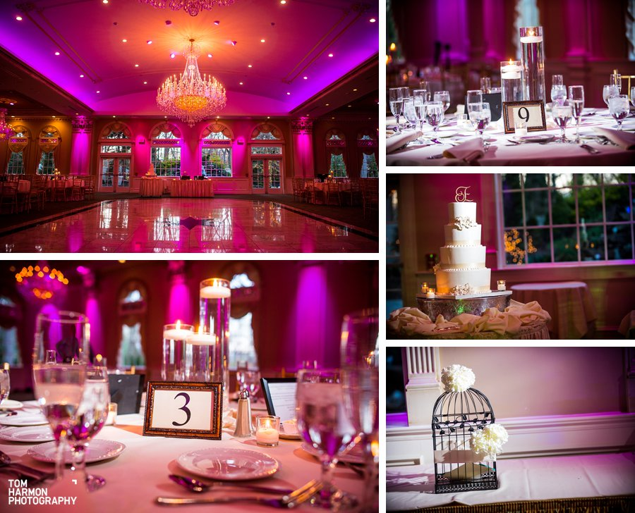 old tappan manor wedding reception