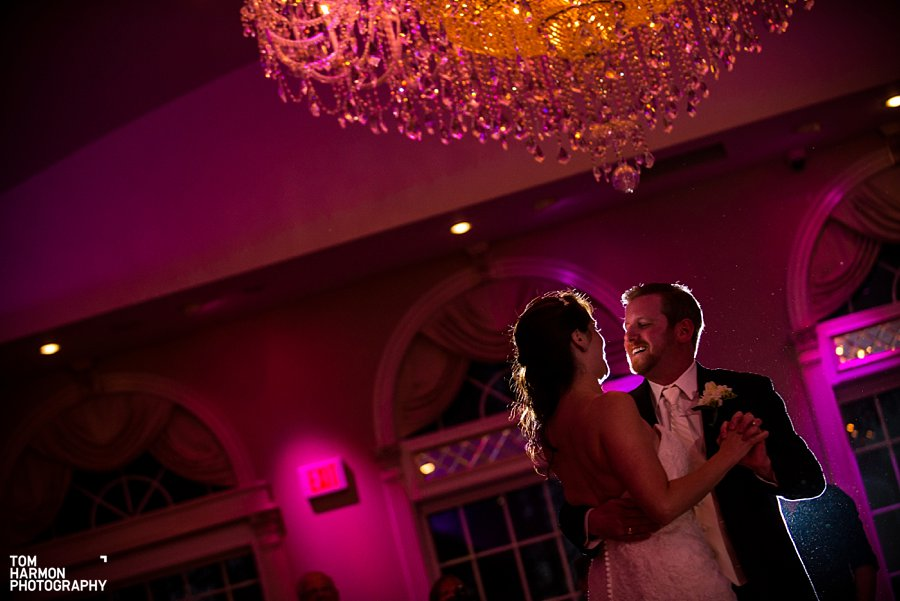 first dance at old tappan manor