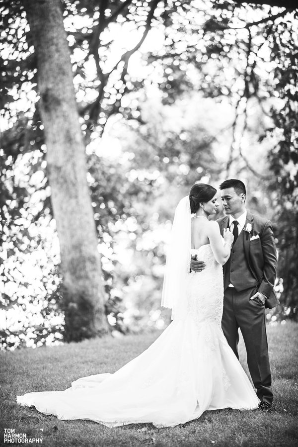 damper brie and adam s belhurst castle wedding new jersey wedding