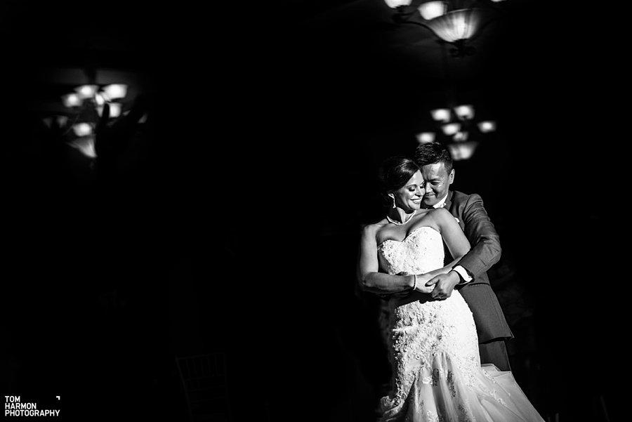wedding at belhurst castle