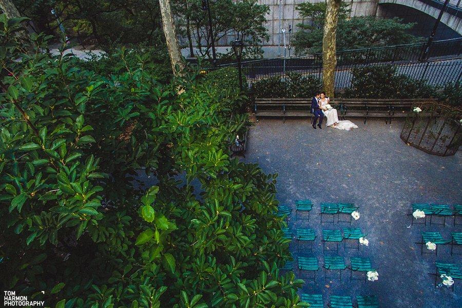 tudor city wedding