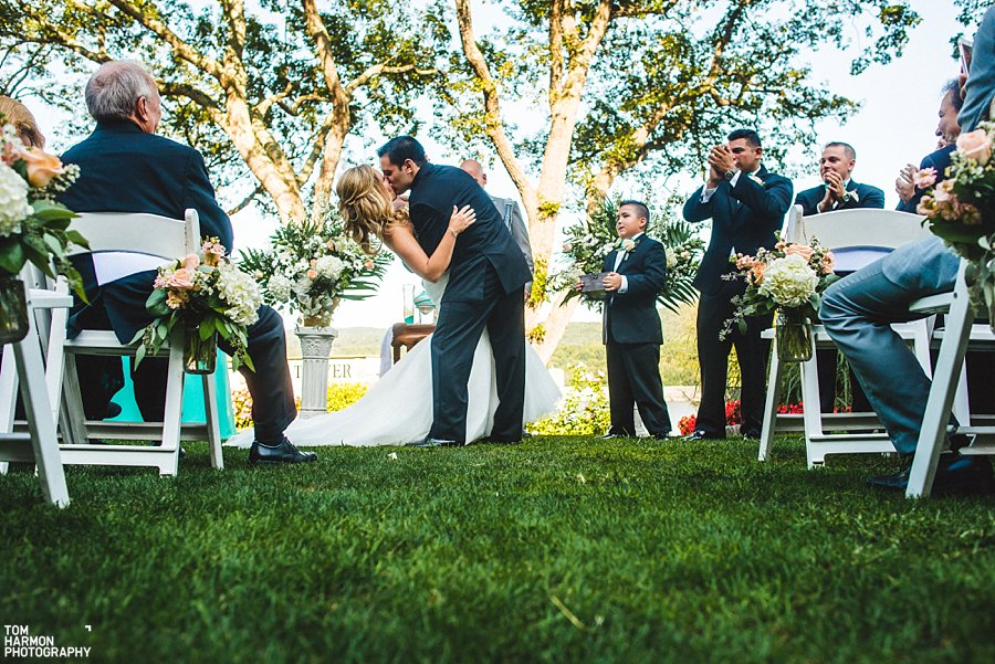 thayer hotel wedding
