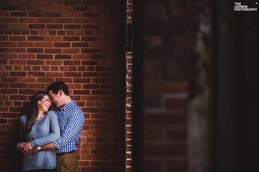 engagement photos in hoboken