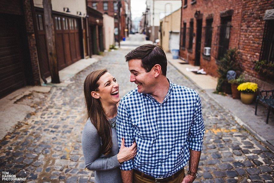 engagement photos court st hoboken