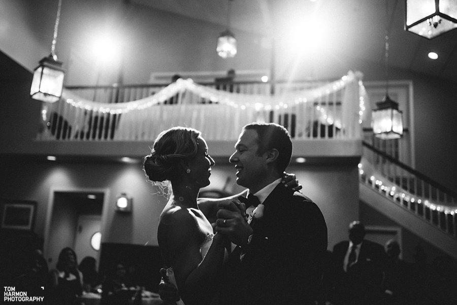 wedding at ocean city yacht club