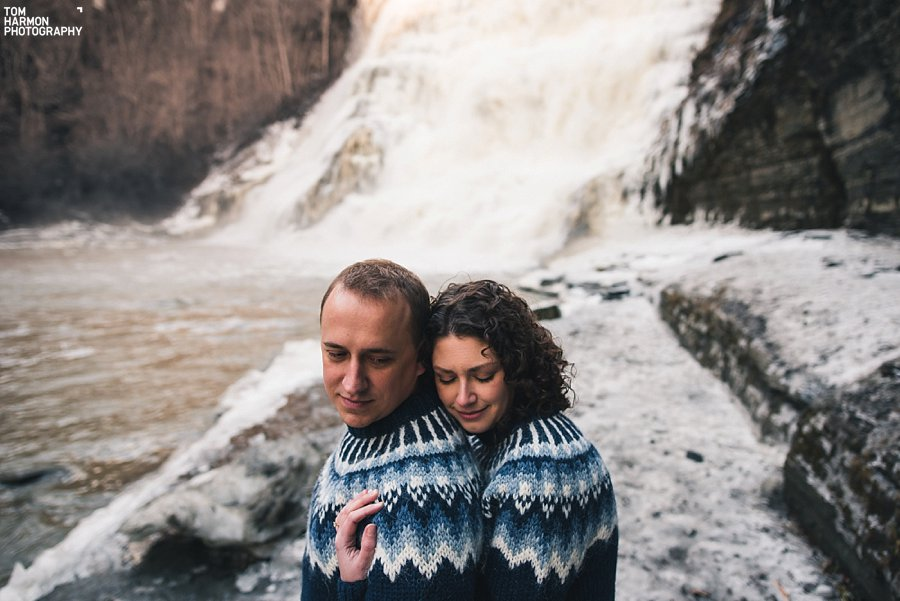 buttermilk falls engagement