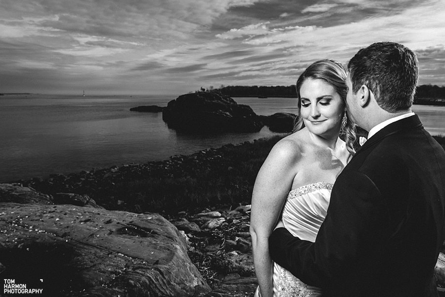 glen island harbor club wedding