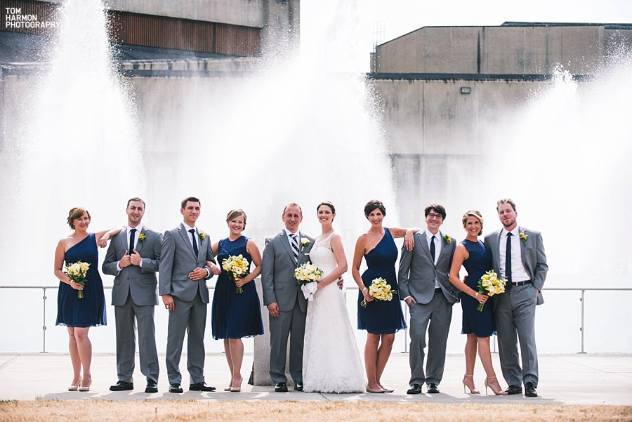 ithaca college wedding