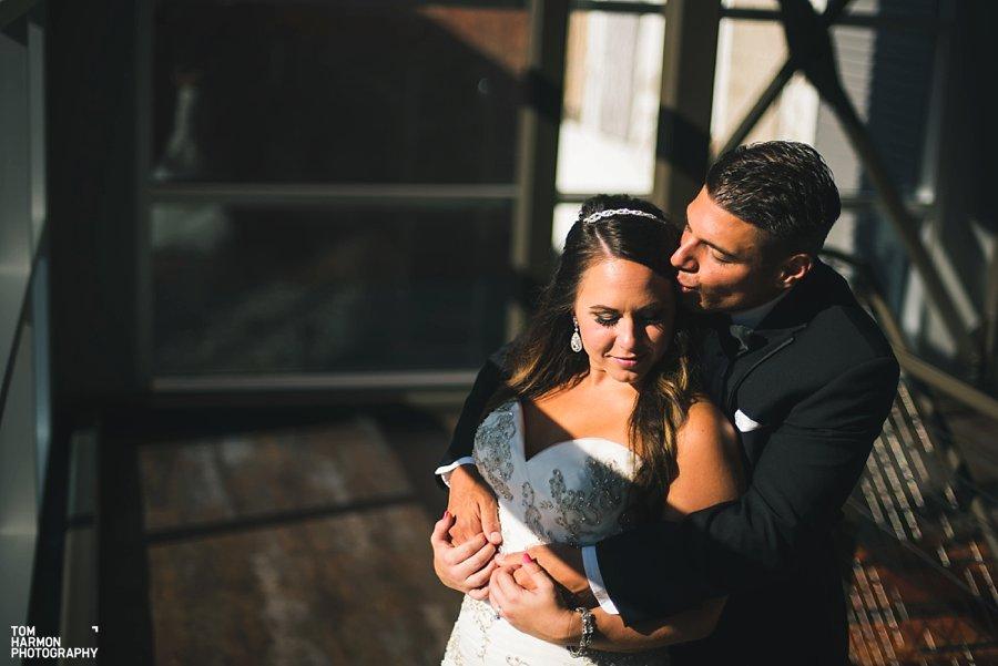 sky armory wedding