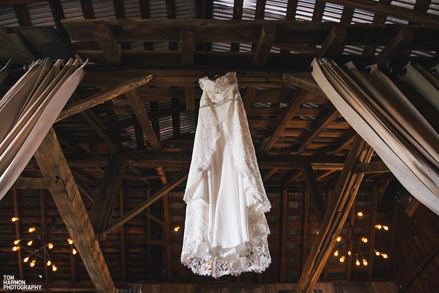 hayloft on the arch wedding