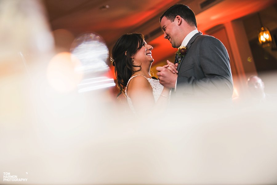 montclair golf club wedding