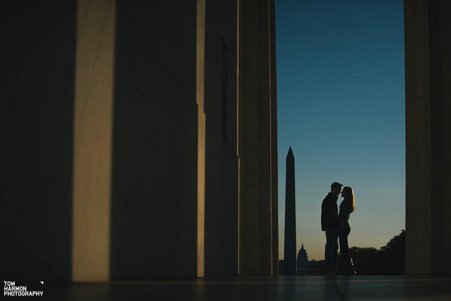 Washington DC engagement