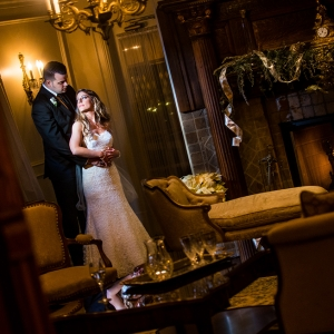 Not Even The Ice Cold Breeze Of December Could Cool Down Katie and John's Park Savoy Wedding.
