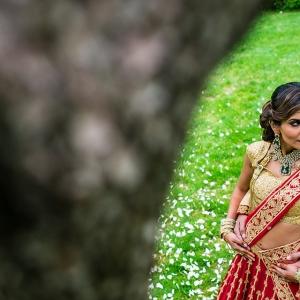 The Colors in Viraj and Rishi's Westin Governor Morris Wedding Make Rainbows Jealous.