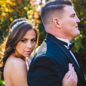 Christina and Michael's Westmount Country Club Wedding Floated On Clouds.
