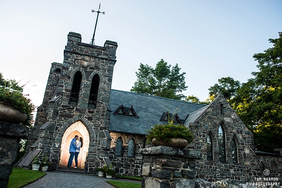 Tannersville NY Engagement