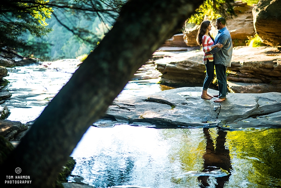 Kaaterskill Falls engagement