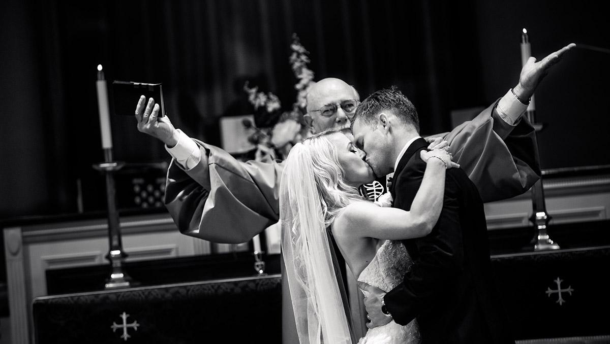 Sheraton Syracuse University Hotel Wedding