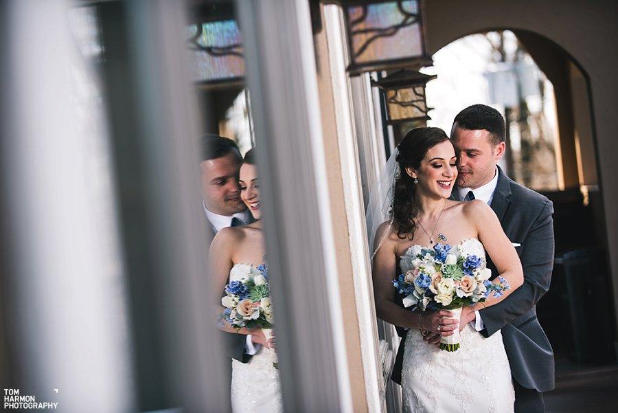 wedding at rock island lake club