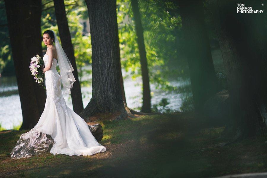 estate at farrington lake wedding