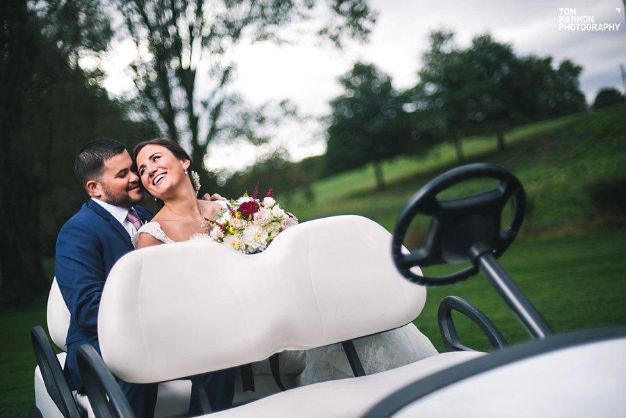 west hills country club wedding
