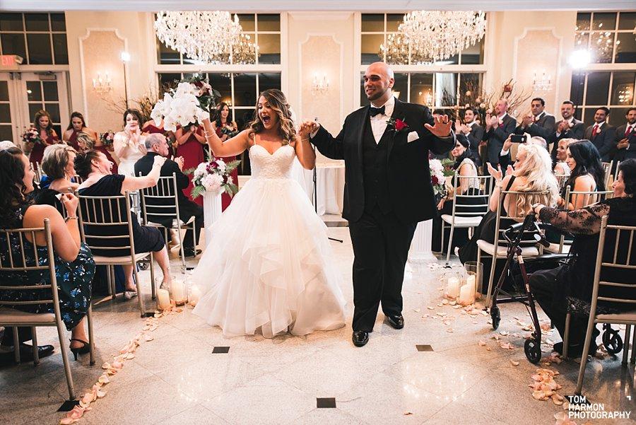 the addison park wedding