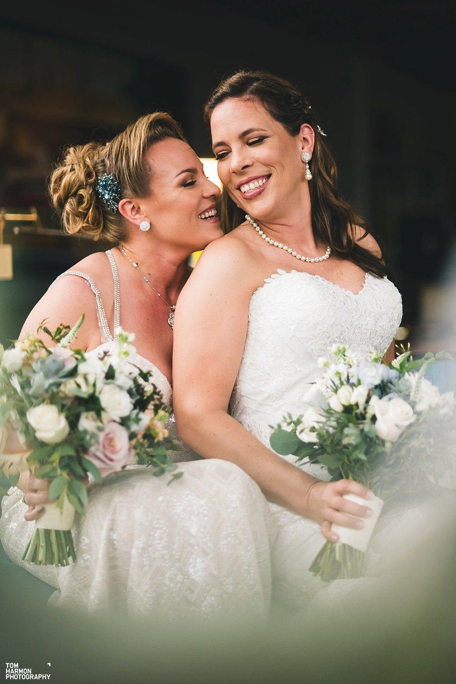 asbury park lesbian wedding