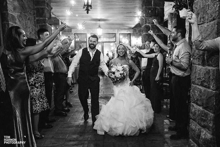 inn at erlowest wedding