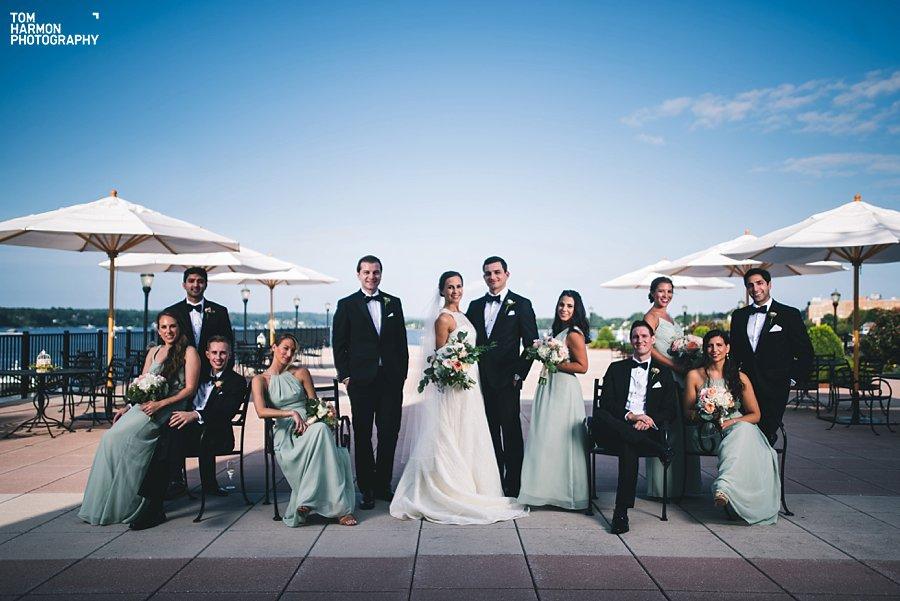 molly pitcher inn wedding