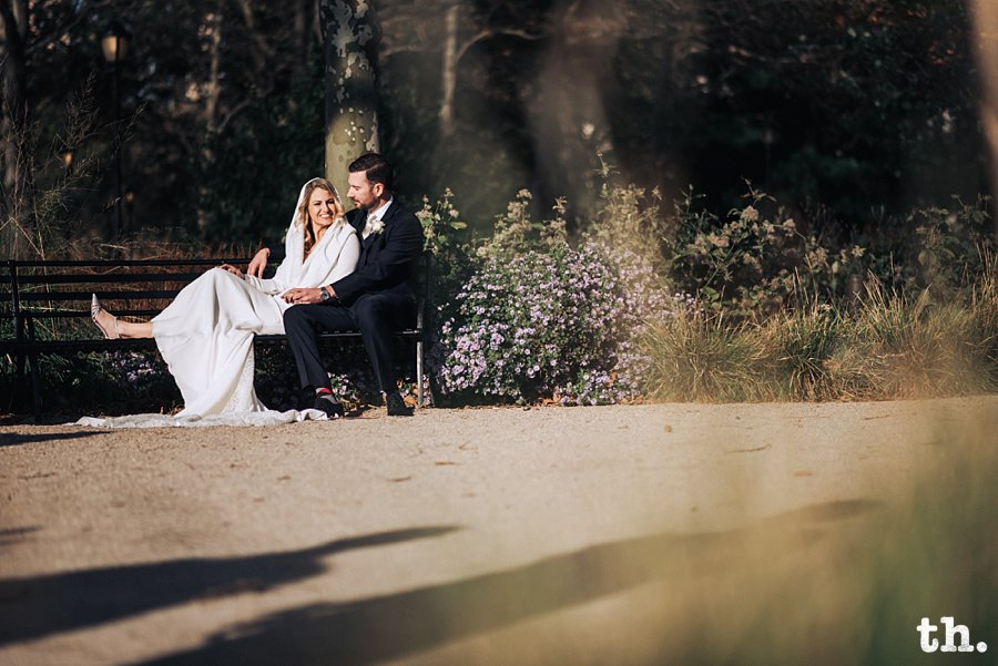 battery gardens wedding