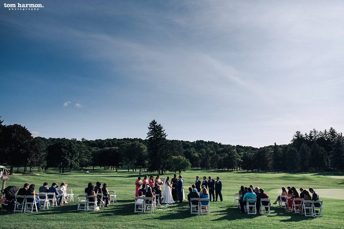 bellevue country club wedding