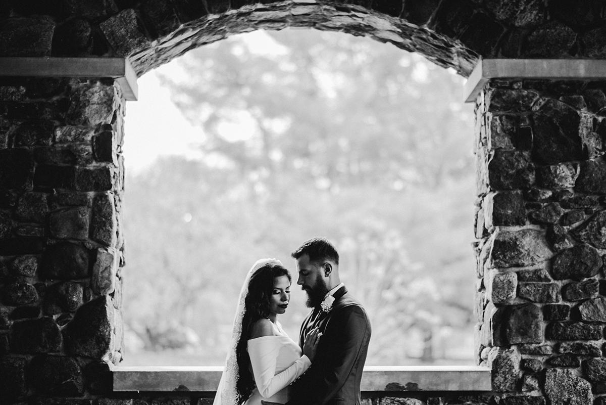 wedding at old mill inn