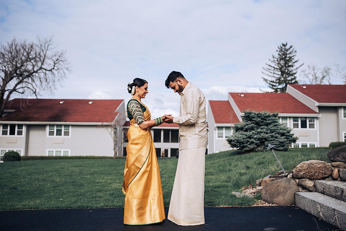 wedding at Tarrytown house estate