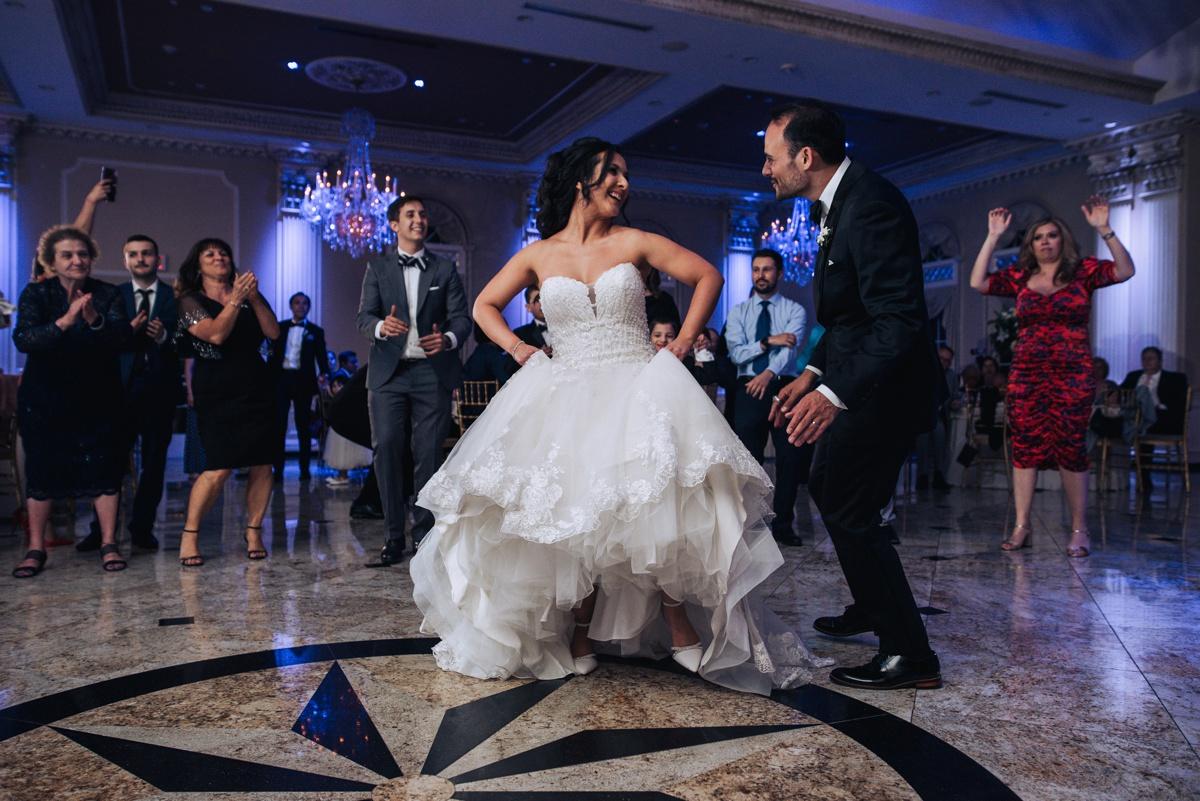 Old Tappan manor wedding