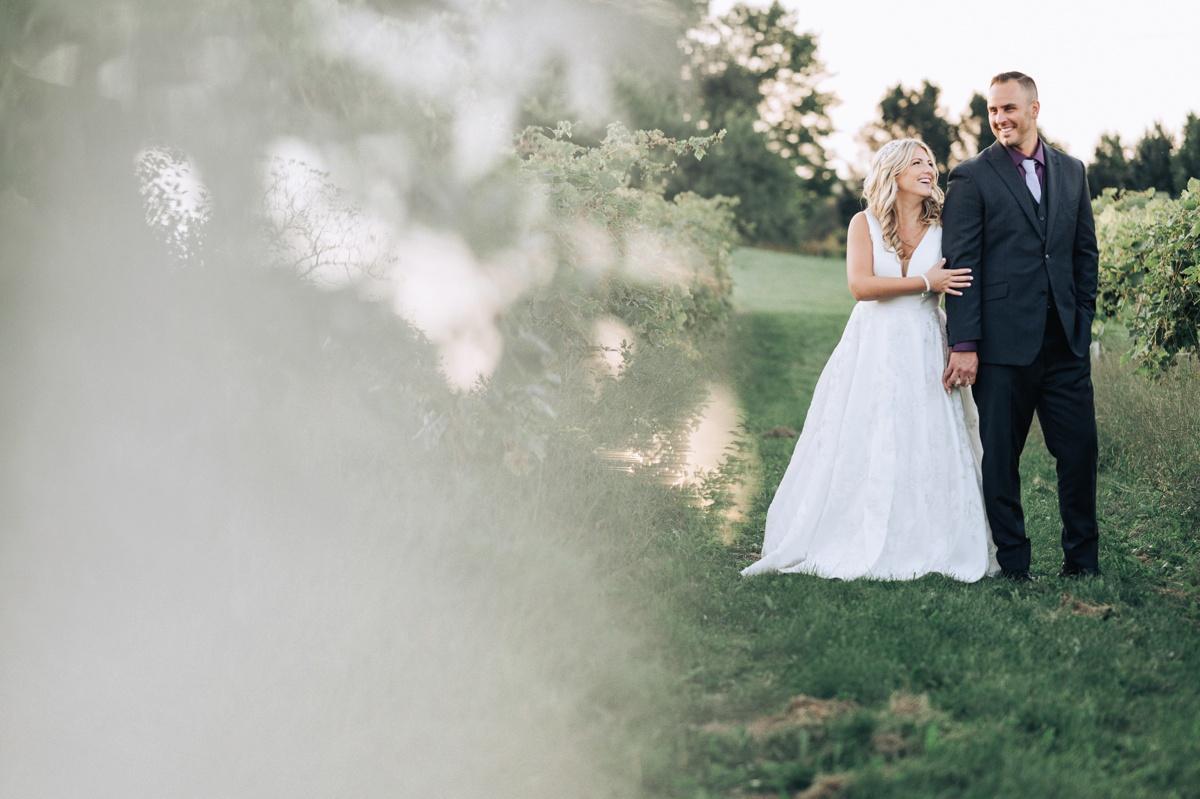 tug hill vineyards wedding